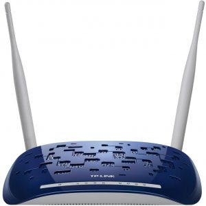 مودم روتر +ADSL2 بی سیم N300 تی پی-لینک مدل TD-W8960N_V1